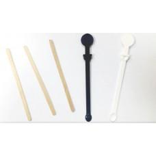 Stirer plastic or wood - 1000pcs