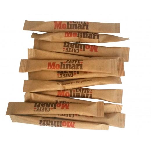 Brown sugar new stick 4g x 4000pcs - 4kg Box