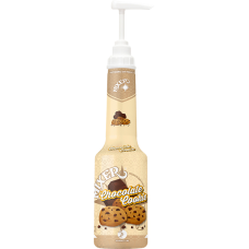"""Chocolate chip cookie syrup """"MIXERS"""" - 1.38kg"""