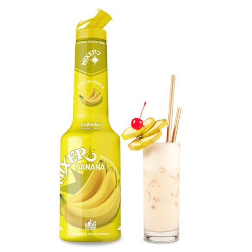 Banana fruit Puree - 1.4kg