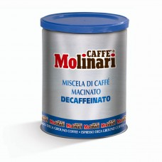 Ground Coffee Cinque Stelle Decaf 250gr
