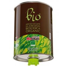 Coffee Beans Organic Bio Blend Tin - 3kg
