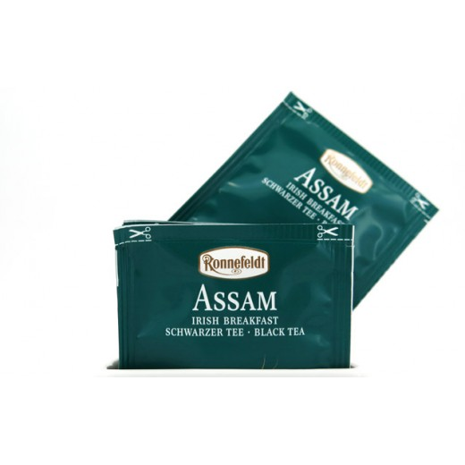 Assam Irish Breakfast Ronnefeldt Teavelope - per box of 25 pieces