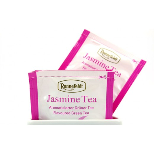 Jasmine Tea Ronnefeldt Teavelope - per box of 25 pieces