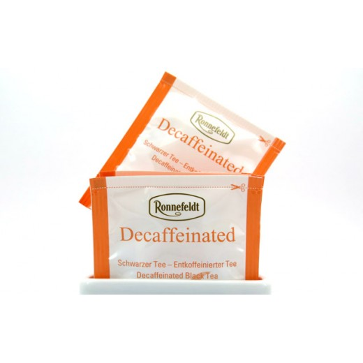 Decaffeinated Ronnefeldt Teavelope - per box of 25 pieces