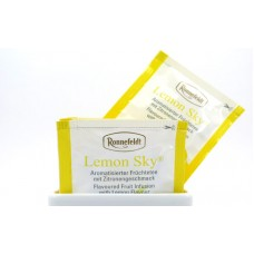 Lemon Sky Ronnefeldt Teavelope - per box of 25 pieces