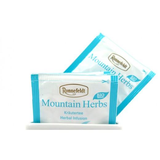 Mountain Herbs Ronnefeldt Teavelope - per box of 25 pieces
