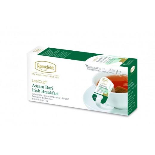 Ronnefeldt LeafCup Assam Bari Teavelope- per box of 15 pieces